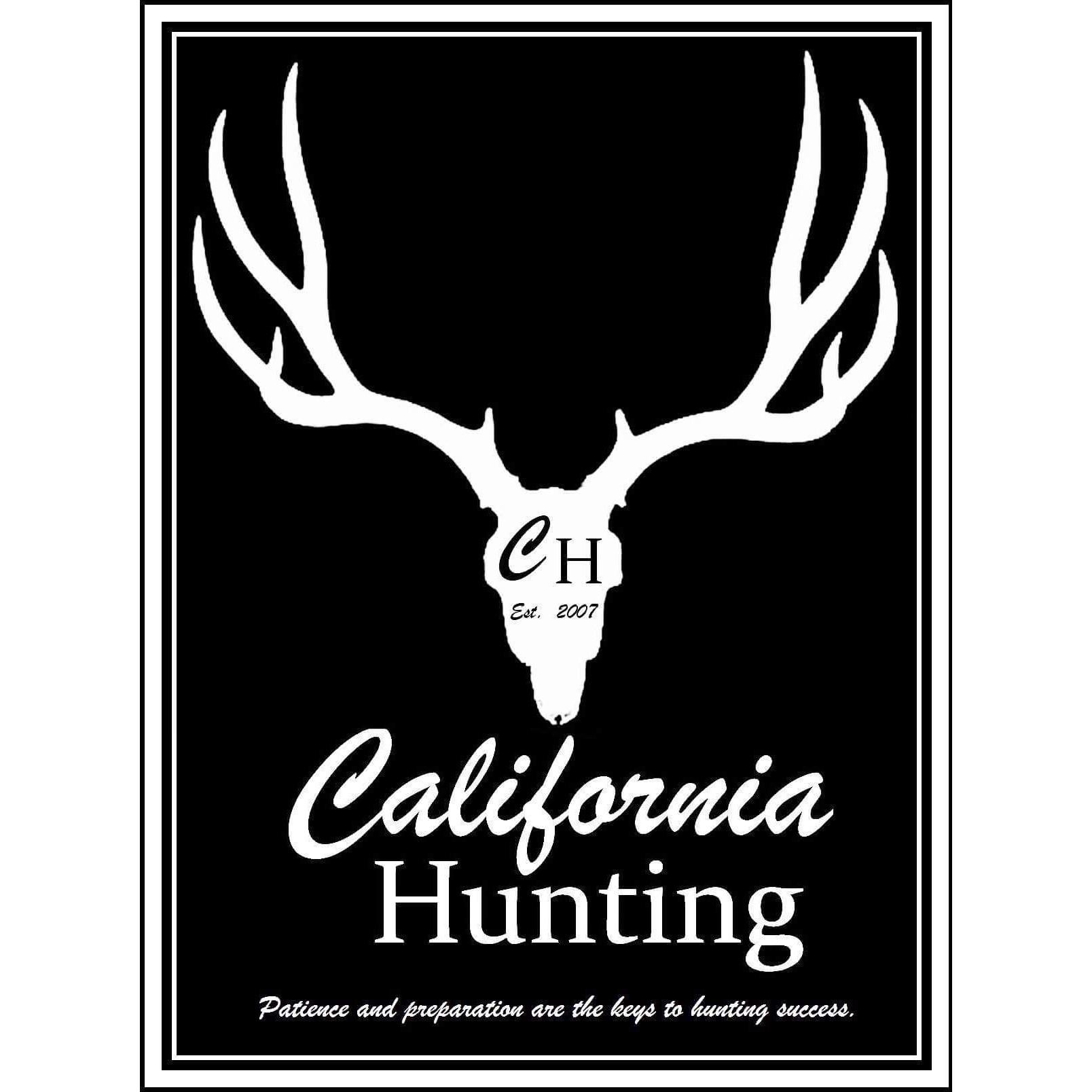 California Hunting